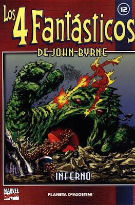 Coleccionable Los 4 Fantásticos de John Byrne (2002) #12