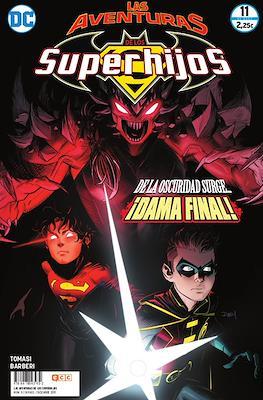 Las aventuras de los Superhijos #11