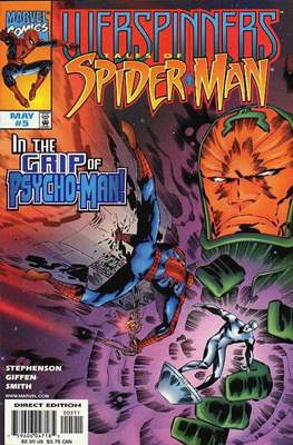 Webspinners: Tales of Spider-Man #5
