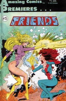 Amazing Comics Premieres... #5