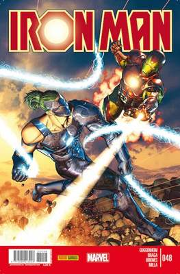 El Invencible Iron Man Vol. 2 (2011-) (Grapa - Rústica) #48