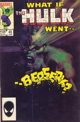 What If (Vol. 1 1977-1984) (Comic-Book) #45