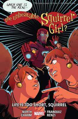 The Unbeatable Squirrel Girl (Digital collected) #10