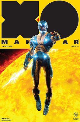 X-O Manowar Vol. 4 (2017-2019) #14