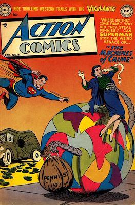 Action Comics Vol. 1 (1938-2011; 2016-) (Comic Book) #167