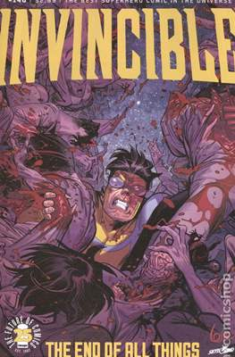 Invincible (Variant Covers) (Comic-book) #140
