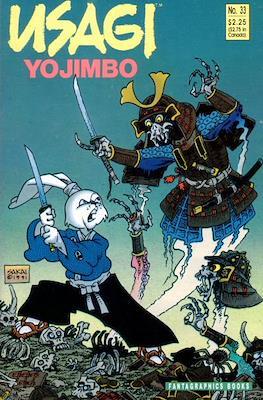 Usagi Yojimbo Vol. 1 (1987-1993) #33