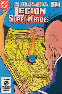 Legion of Super-Heroes Vol. 2 (1980-1987) (Comic-book) #307