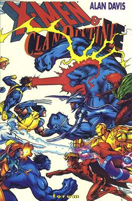 X-Men & Clandestine