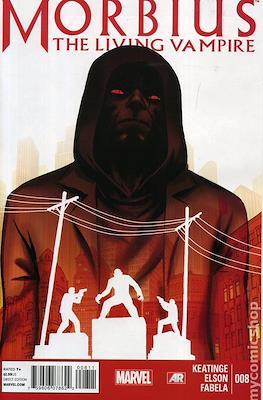 Morbius: The Living Vampire (Vol. 2 2013) (Comic Book) #8