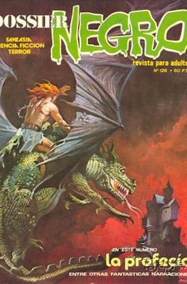 Dossier Negro (Rústica y grapa [1968 - 1988]) #129