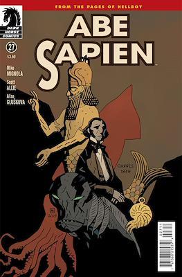 Abe Sapien #37