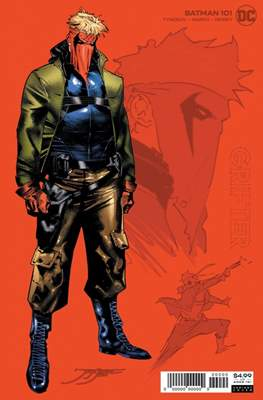 Batman Vol. 3 (2016- Variant Cover) (Comic Book) #101