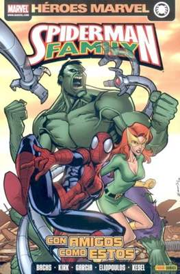 Spiderman Family (2008-2009) (Rústica 152-208 pp) #2