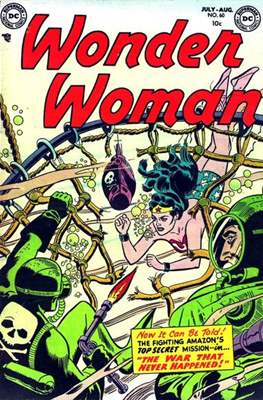 Wonder Woman Vol.1 (1942-1986; 2020-) (Comic Book) #60