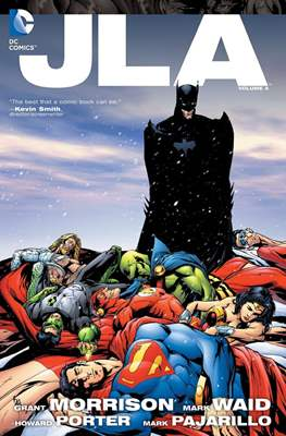 JLA Vol. 1 (1997-2006) The Deluxe Edition (Softcover 256-480 pp) #4