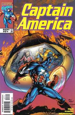 Captain America Vol. 3 (1998-2002) (Comic Book) #21
