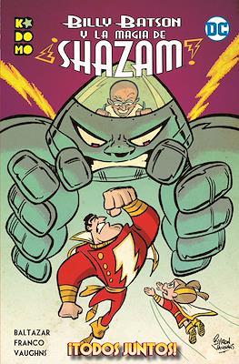 Billy Batson y la magia de ¡Shazam! (Rústica) #3