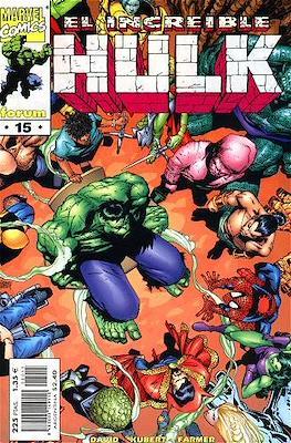 Hulk Vol. 3 (1998-1999). El Increible Hulk (Grapa 24 pp) #15