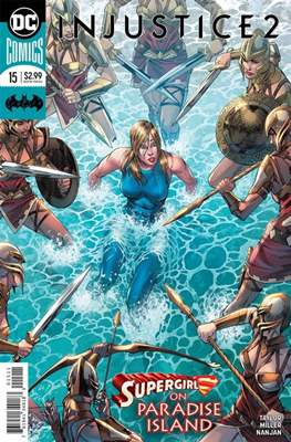 Injustice 2 (Comic Book) #15