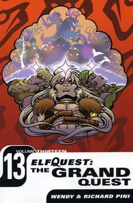 ElfQuest: The Grand Quest (Softcover) #13