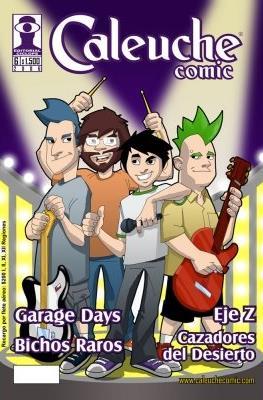 Caleuche Comic (Grapa) #6