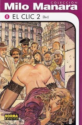 Colección Milo Manara (Rústica) #8