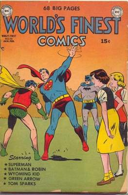 World's Finest Comics (1941-1986) #56