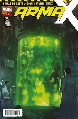 Arma X (2017-) (Grapa) #3