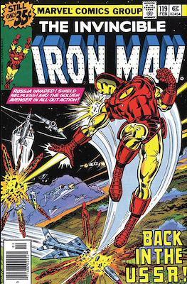 Iron Man Vol. 1 (1968-1996) (Comic book) #119