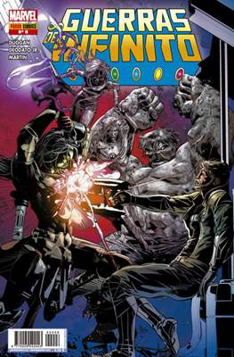 Guerras del Infinito (Grapa 40 pp) #6