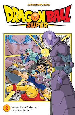 Dragon Ball Super (Softcover 192 p) #2