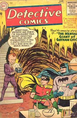 Detective Comics Vol. 1 (1937-2011; 2016-) (Comic Book) #217