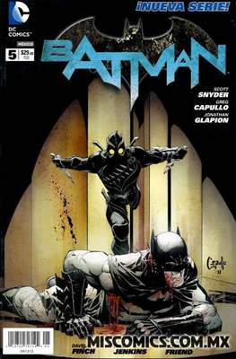 Batman (2012-2017) (Grapa) #5