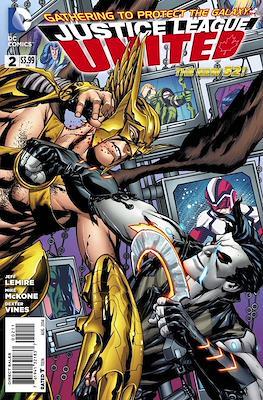Justice League United (2014-2016) (Grapa) #2