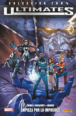Ultimates. 100% Marvel (2016-2018) (Rústica 112-144 pp) #1