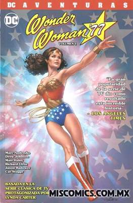 Wonder Woman '77 - DC Aventuras
