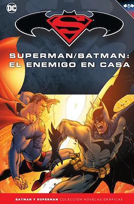 Batman y Superman. Colección Novelas Gráficas (Cartoné) #25