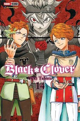Black Clover (Rústica) #14