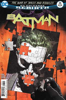 Batman Vol. 3 (2016-) (Comic-book) #26