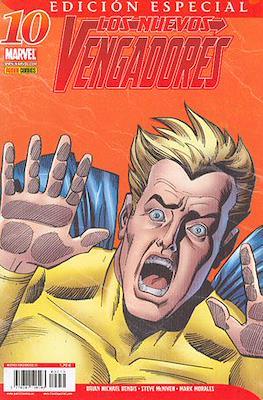 Los Nuevos Vengadores Vol. 1 (2006-2011) #10