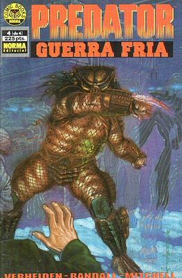 Predator. Guerra fría #4