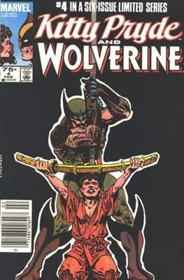 Kitty Pryde and Wolverine Vol 1 (Comic-book) #4
