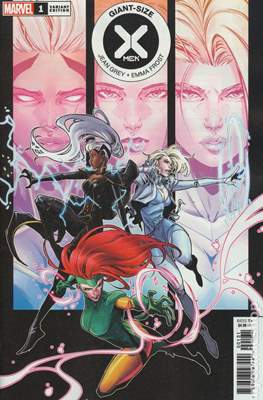 Giant-Size X-Men (Variant Cover) #1.1