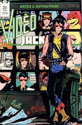 Video Jack Vol 1 (Comic-book.) #1