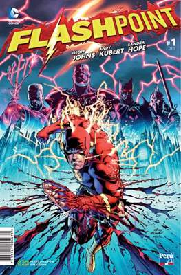 Flashpoint (Grapas) #1