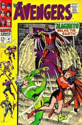 The Avengers Vol. 1 (1963-1996) (Grapa) #47