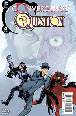 Convergence The Question (comic-book) #2