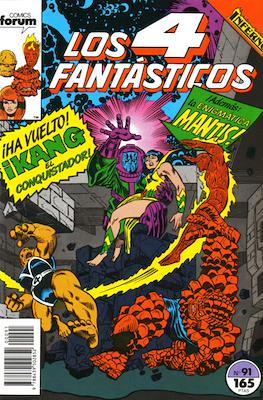 Los 4 Fantásticos Vol. 1 (1983-1994) (Grapa 36-32-24 pp) #91
