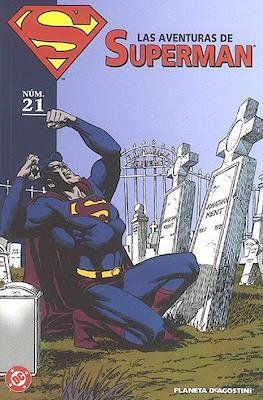 Las aventuras de Superman (2006-2007) #21
